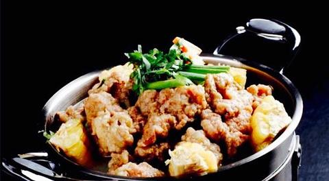 乡情铁锅炖菜(砀山店)
