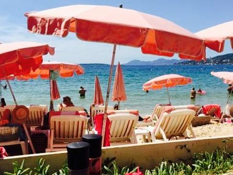 La plage des iles旅游景点图片