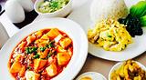 临洮县舌尖美食餐馆