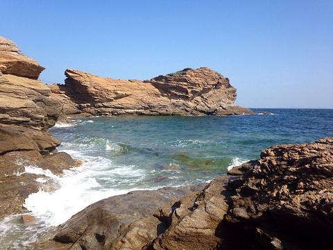 獐子岛旅游景点图片