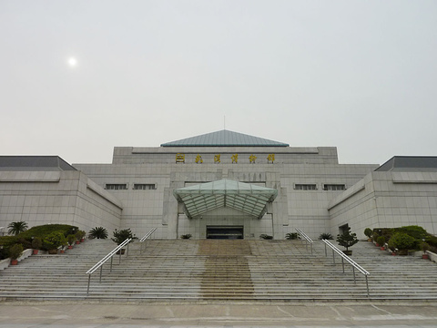 武汉博物馆旅游景点图片