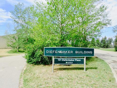Diefenbaker Canada Centre的图片