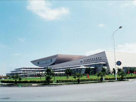 国际会展中心旅游景点图片