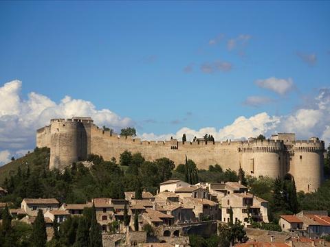 安德烈城堡旅游景点图片