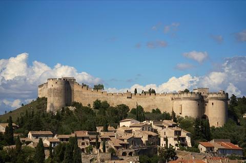 安德烈城堡的图片