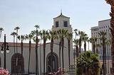 洛杉矶历史文化纪念建筑