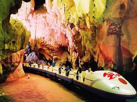 冠岩洞旅游景点图片