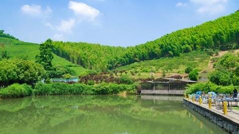绿野山居景区
