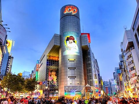 涩谷109旅游景点图片