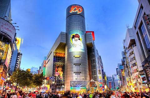 涩谷109的图片