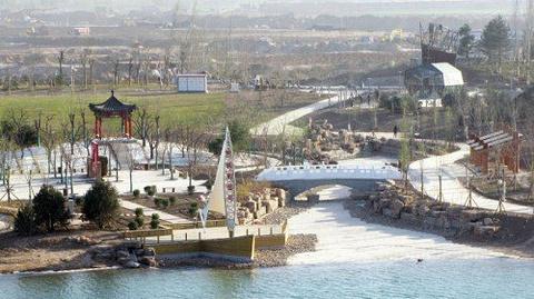 河北园博园的图片