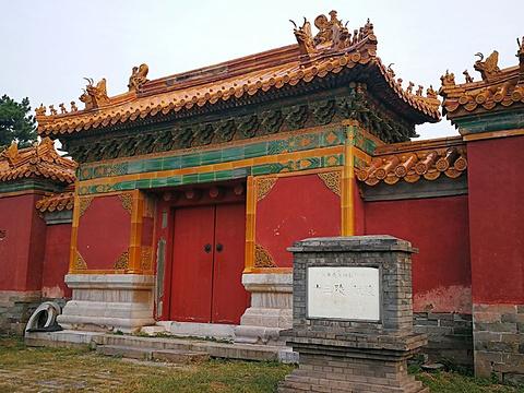 献陵旅游景点图片