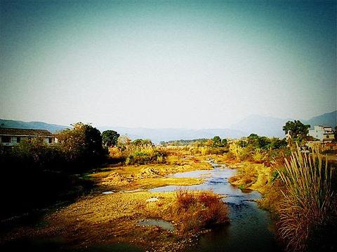 黄沙村旅游景点图片