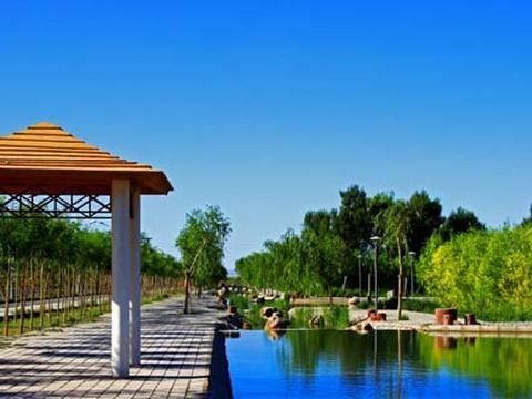 玉泉湖公园旅游景点图片