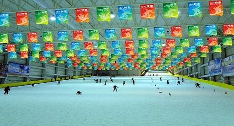 浏阳艾瑞克冰雪仙境乐园的图片