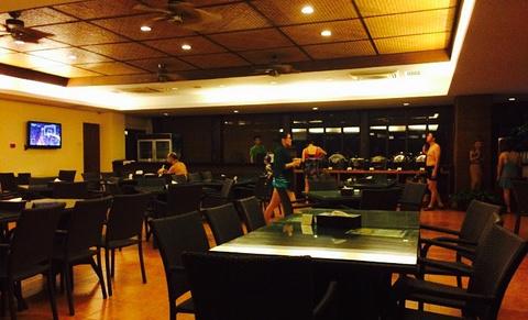 日月谷温泉度假村月光亭餐厅