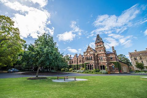 墨尔本大学的图片