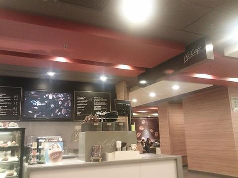 麦当劳(梅窝店)