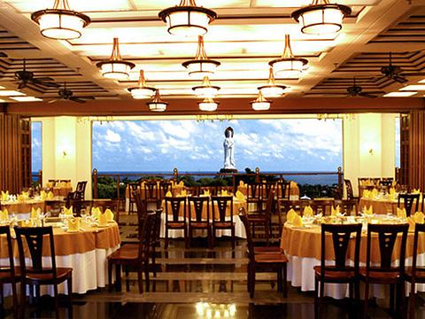 三亚南山迎宾馆朵颐轩中餐厅
