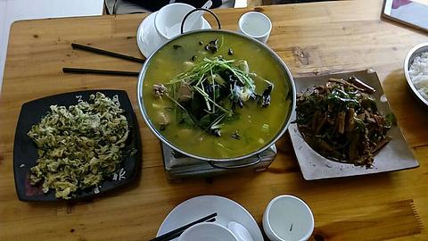 南山竹海乡村土菜馆