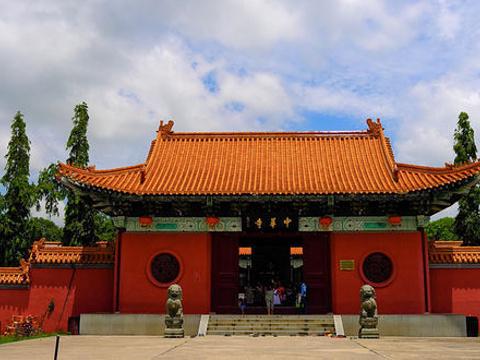 中华寺旅游景点图片