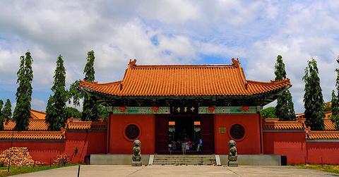 中华寺的图片