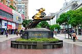芜湖市中山路步行街