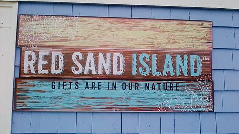 Red Sand Island的图片