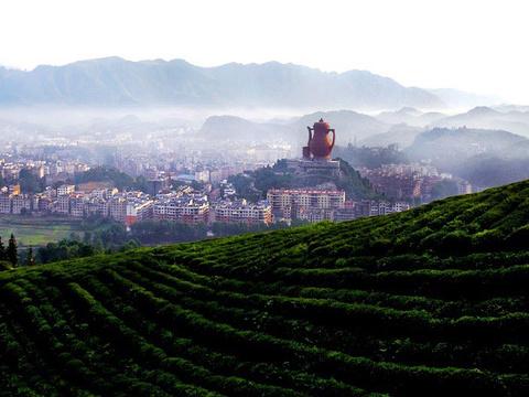 天下第一壶中国茶文化博览园旅游景点图片