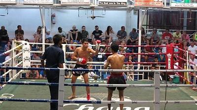 孟加拉泰拳馆