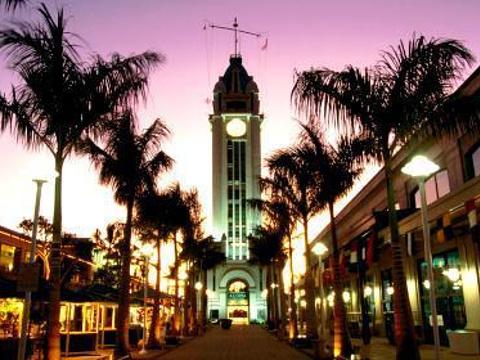 阿罗哈塔市场旅游景点图片