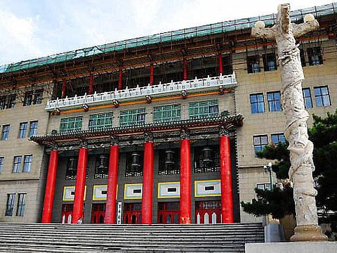 吉林大学博物馆旅游景点图片