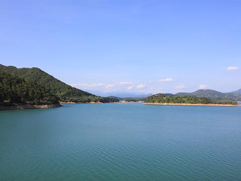 高州水库旅游景点图片