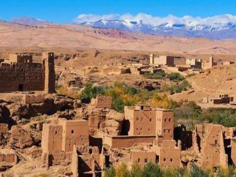 北非要塞旅游景点图片