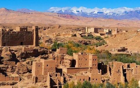 北非要塞的图片