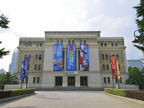 上海音乐厅旅游景点图片