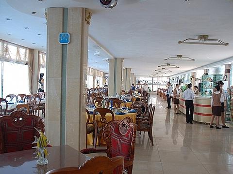 海洋长城餐厅旅游景点图片