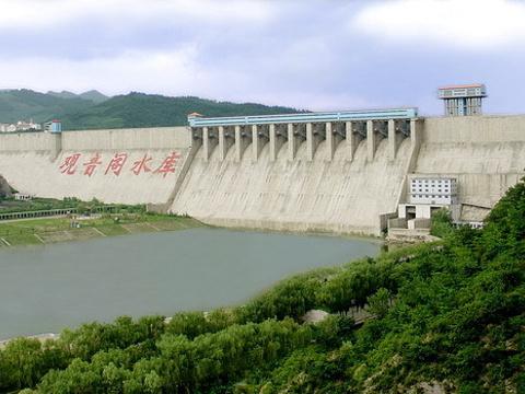 观音阁水库旅游景点图片