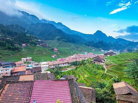 培秀村旅游景点图片