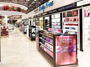 泰国王权免税店(廊曼国际机场)