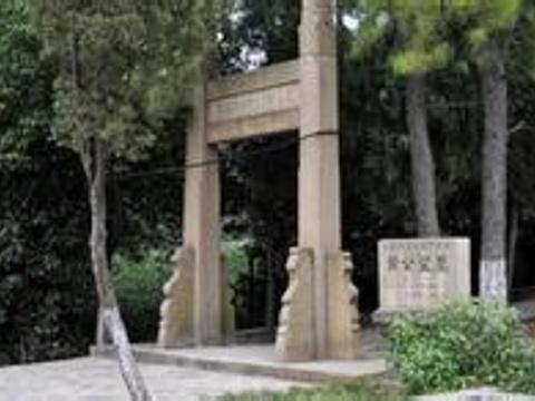 黄公望墓旅游景点图片