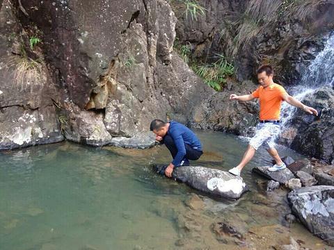 叫水坑原始森林旅游景点图片