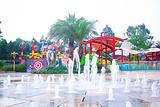 长隆欢乐世界中心演艺广场