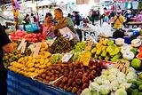 普吉镇周末市场