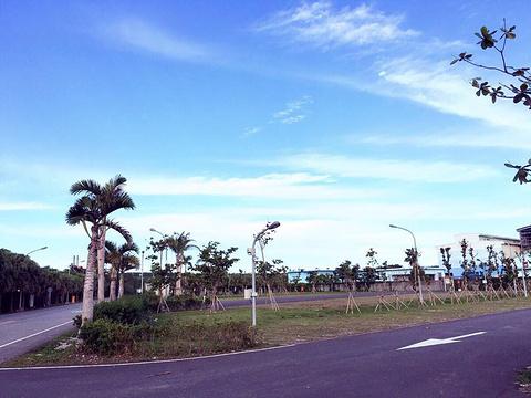 七星潭滨海自行车道