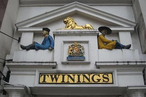 Twinings Tea Shop And Museum的图片