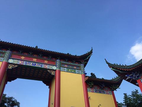 宏觉寺旅游景点图片