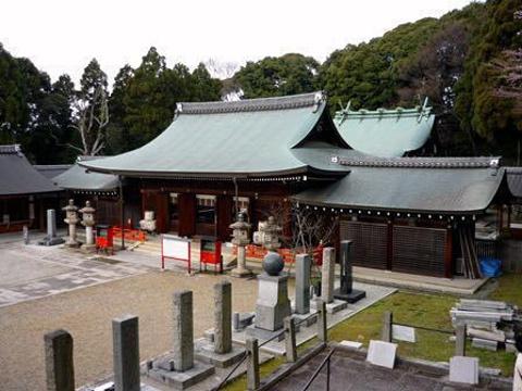 灵山护国神社