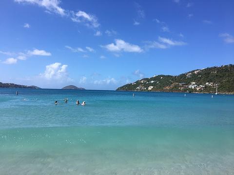 圣托马斯岛旅游景点图片