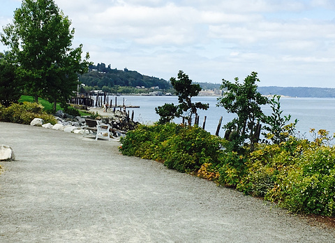 Tacoma Chinese Park